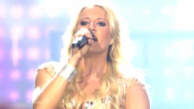 Video «Deutschland - Cascada mit «Glorious»» abspielen