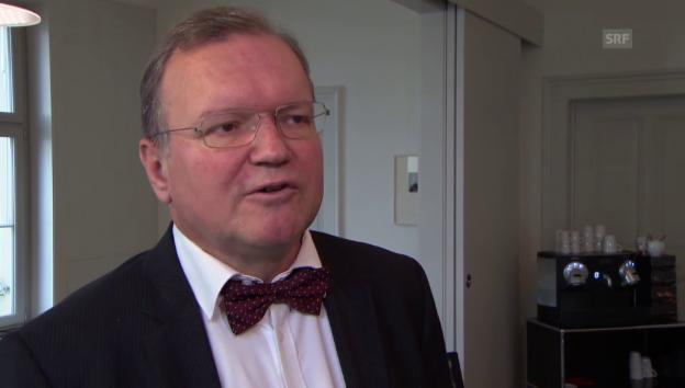 Video «Claude Longchamp: Zustimmung dürfte noch schwinden.» abspielen