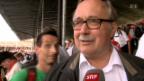 Video «Prominente über den Schwingerkönig» abspielen