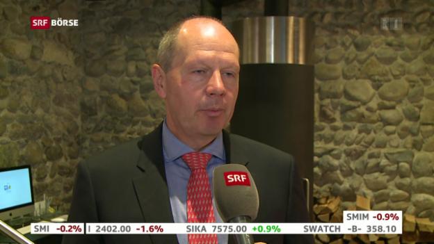 Video «SRF Börse vom 29.11.2017» abspielen