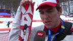 Video «Sotschi: Ski, Abfahrt Männer, Interview Janka» abspielen