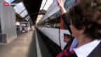 Video «SBB führt Last-Minute-Billett ein» abspielen
