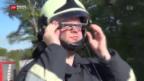 Video «Robocop-Schutzbrille für Feuerwehrleute» abspielen