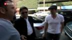 Video «10vor10 Sommerserie: Auf Promi-Jagd in Hollywood» abspielen