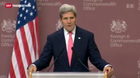 Video «Diplomatie oder Militärschlag» abspielen