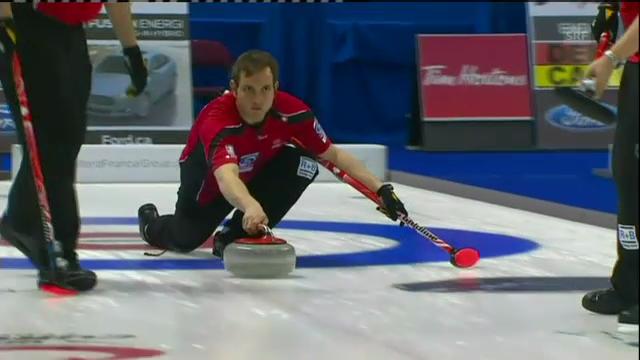 Curling-WM: Schweiz schafft Olympia-Quali