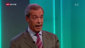 Video «Fokus: Brexit-Debatte live im TV» abspielen