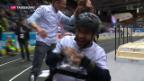 Video «Erster Cybathlon in Kloten» abspielen