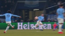 Link öffnet eine Lightbox. Video Sané trifft gegen Schalke per Traumfreistoss abspielen