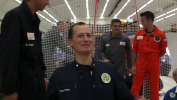 Video «Weinmann: «Man kann nichts steuern»» abspielen