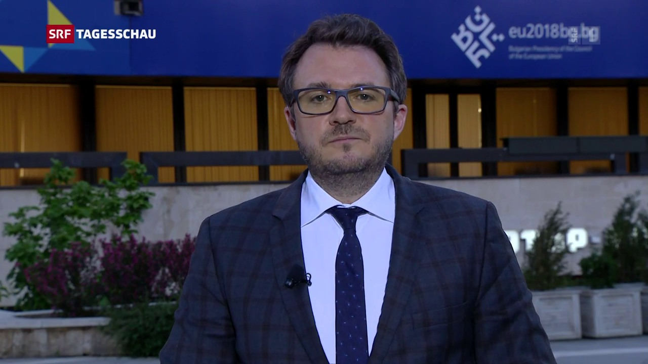 Brüssel-Korrespondent Ramspeck: «Weder EU noch Balkanstaaten sind bereit für schnelle Erweiterung»