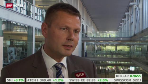 Video «SRF Börse vom 27.08.2015» abspielen