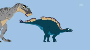 Video «Der Coole - Wuerhosaurus» abspielen
