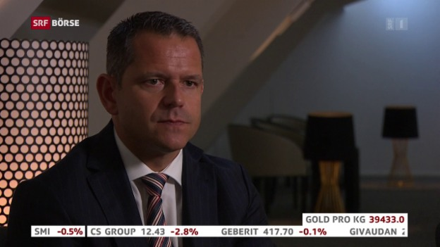 Video «SRF Börse vom 24.10.2018» abspielen