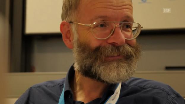 Video «Fred Goesmann in der Warteschleife» abspielen