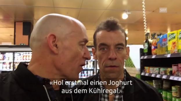 Video «Das Geheimnis der Vielsprachigkeit» abspielen