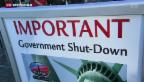 Video ««Shutdown» in den USA» abspielen