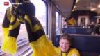 Video «SBB-Transportpolizei zieht beunruhigende Bilanz» abspielen