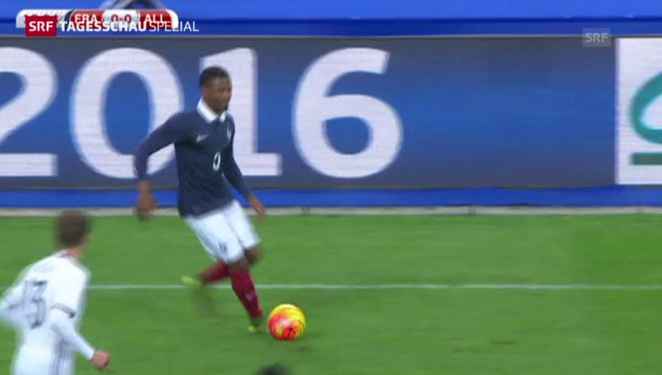 Während Länderspiel: Bomben explodieren neben «Stade de France»