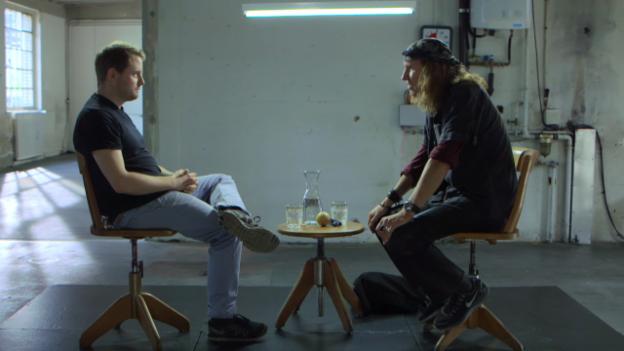 Video «Gabriel Vetter trifft Chris von Rohr» abspielen