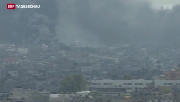 Video «Weitere Tote in Gaza» abspielen