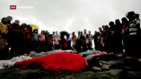 Video «UNO wirft Burma Völkermord vor» abspielen