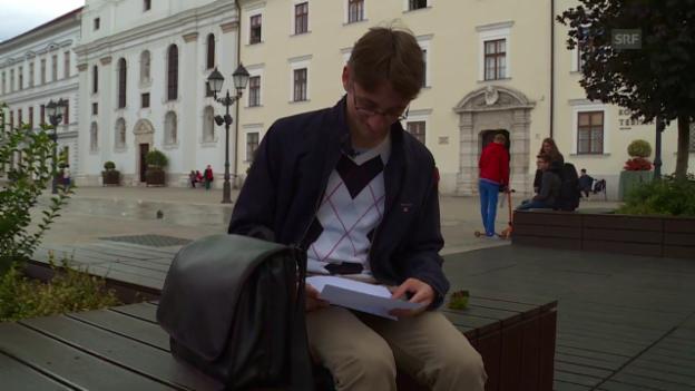 Video «Eine Brieffreundschaft» abspielen