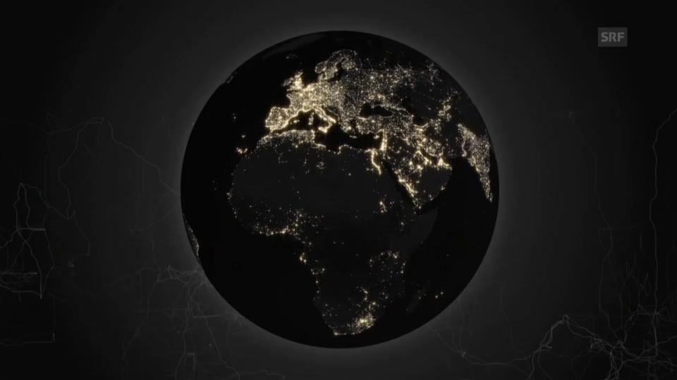 Die fünf grössten Blackouts weltweit