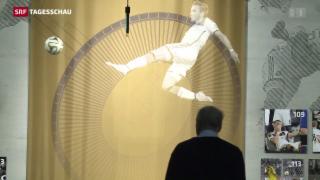 Video «Neues Fussball-Museum in Dortmund» abspielen