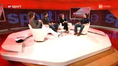 Video «sportlounge vom 08.03.2010» abspielen