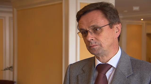 Hans-Jürg Käser sieht im Konkordat keine Schwächen.