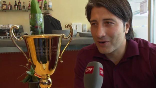 Video «Bilanz Murat Yakin («sportpanorama»)» abspielen