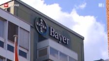 Video «Anti-Baby-Pille: USA erhöhen Druck auf Bayer» abspielen