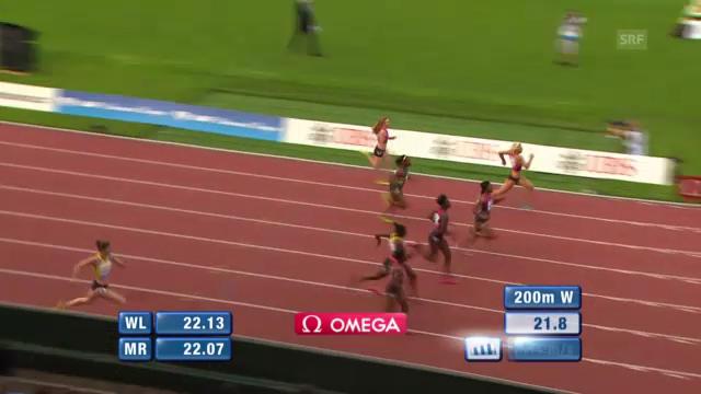 200 m Frauen