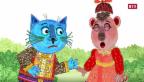 Laschar ir video «Giat Miro Episoda 20: Il singlut - Sursilvan»