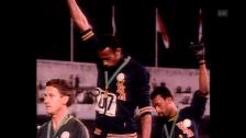Link öffnet eine Lightbox. Video Black Power Salute: Die politische Protestaktion vor 50 Jahren abspielen