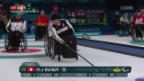 Video «Curling: Die Schweiz schlägt die USA» abspielen