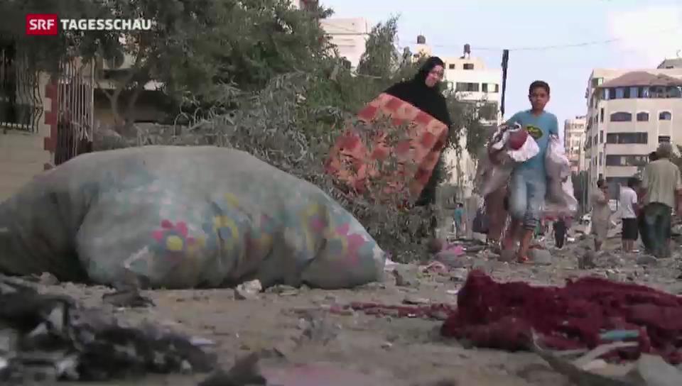 Neue Waffenruhe zwischen Israel und der Hamas