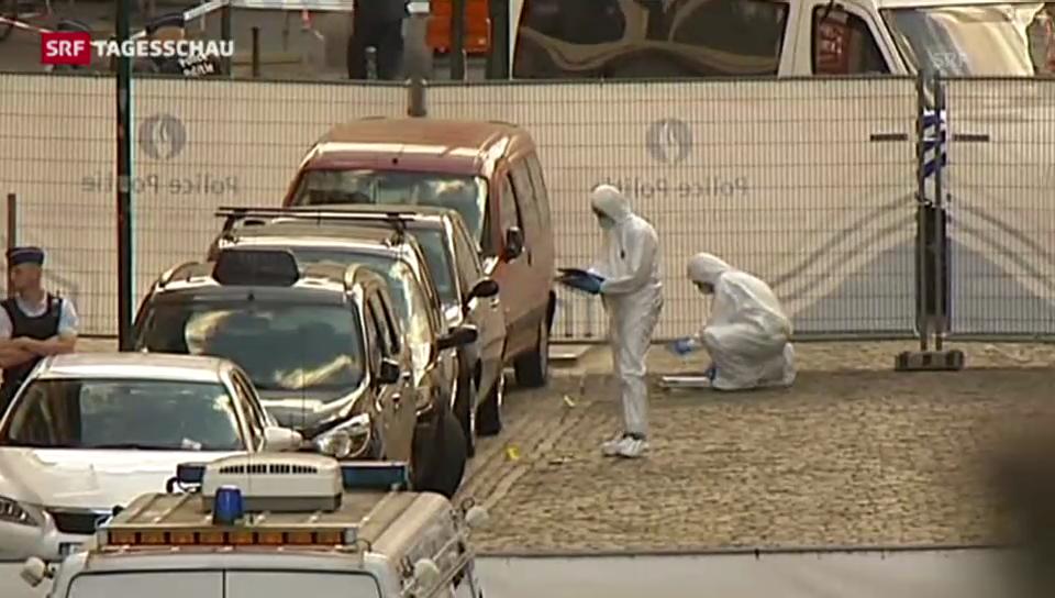 Blutiger Anschlag in Belgien