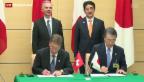 Video «Open Sky zwischen Japan und der Schweiz» abspielen