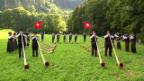 Video ««Alphorngruppe Jungfrau»» abspielen