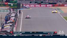 Video «Der dramatische Finish bei Le Mans 2016» abspielen