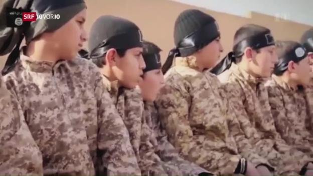 Video «Kindersoldaten: Sie lernen zu töten – und zu sterben» abspielen