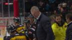 Video «Bern findet gegen Lugano zuhause zum Siegen zurück» abspielen