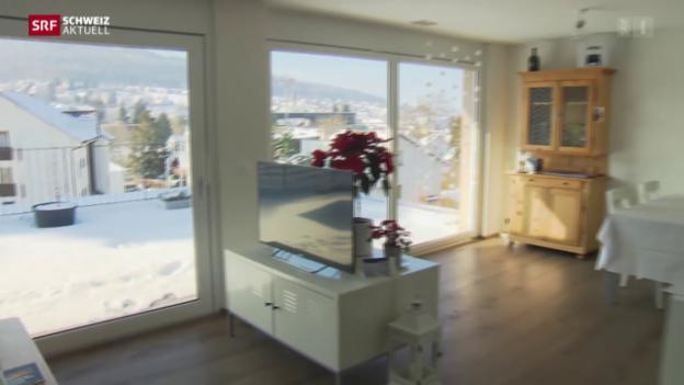 Video «Zu viele Wohnungen bleiben leer» abspielen