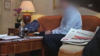 Video «Schweizer Spion: Daniel M. in der Mauss-Falle» abspielen