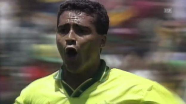 Video «Fussball: Romario im Porträt» abspielen
