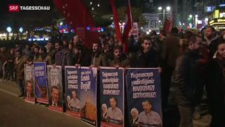 Video «Regierungskrise in der Türkei» abspielen