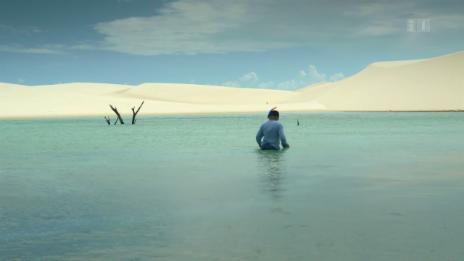 Video «Stille Wasser sind tief - Lençois Maranhenses» abspielen