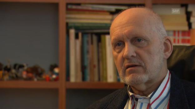 Video «Udo Rauchfleisch über Transmenschen in der Öffentlichkeit» abspielen